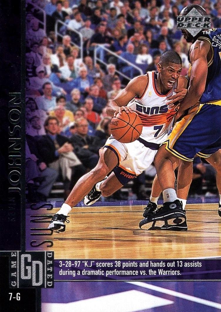 1997-98 Upper Deck #097 (1)