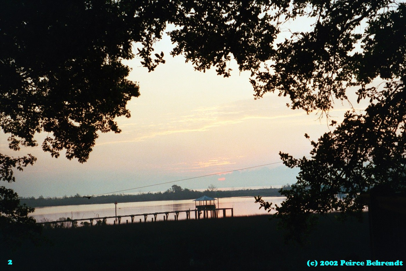 Sunrise on Mobile Bay, 2 of 4