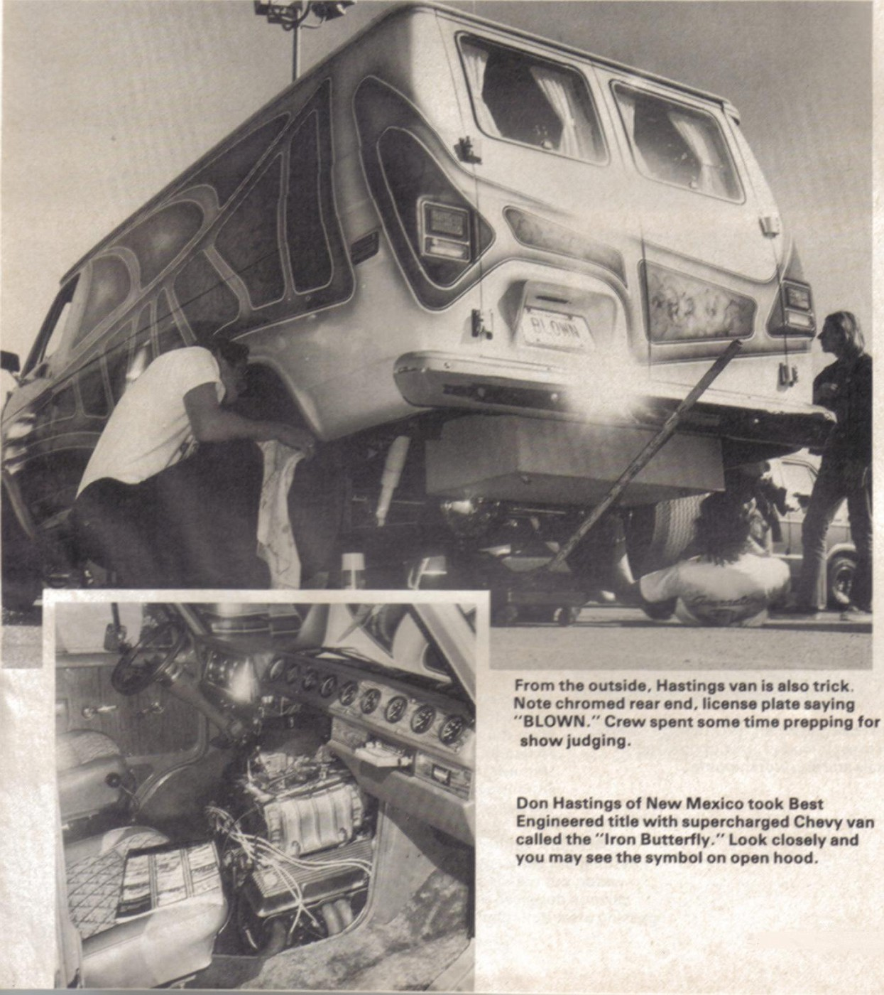 Iron Butterfly Oct.1974
