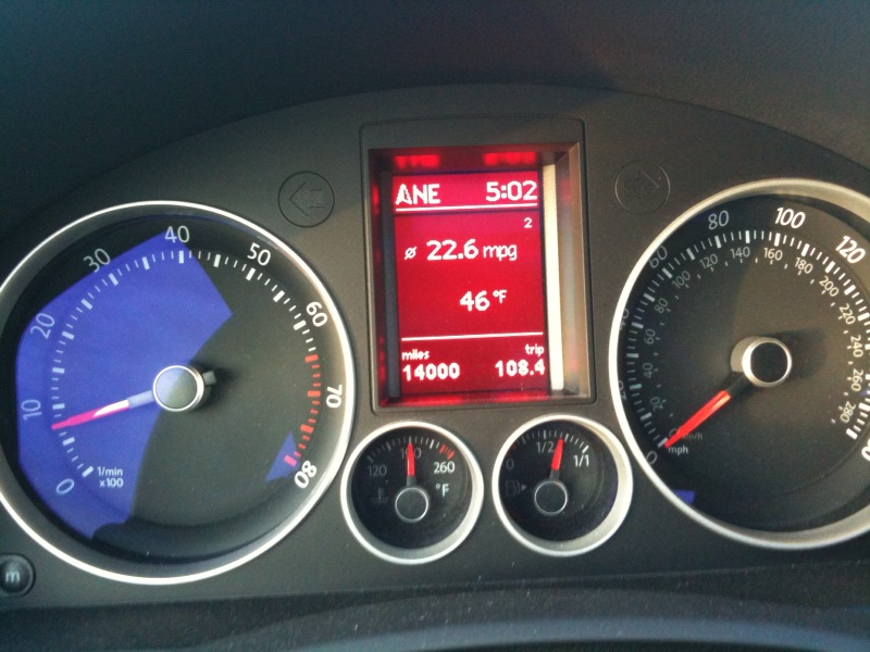 15,000 miles - Feb 21 2010
