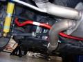 Drop exhaust, remove heat shield