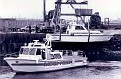 Chicago Police Boats in 1993