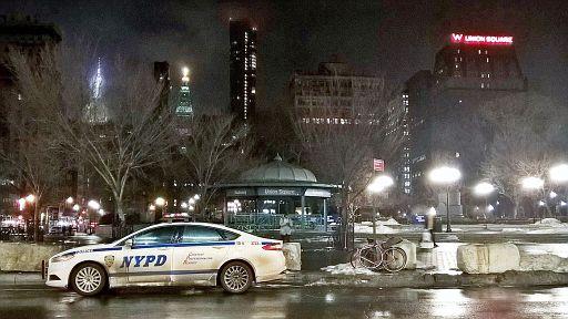 NY - NYPD Ford Fusion