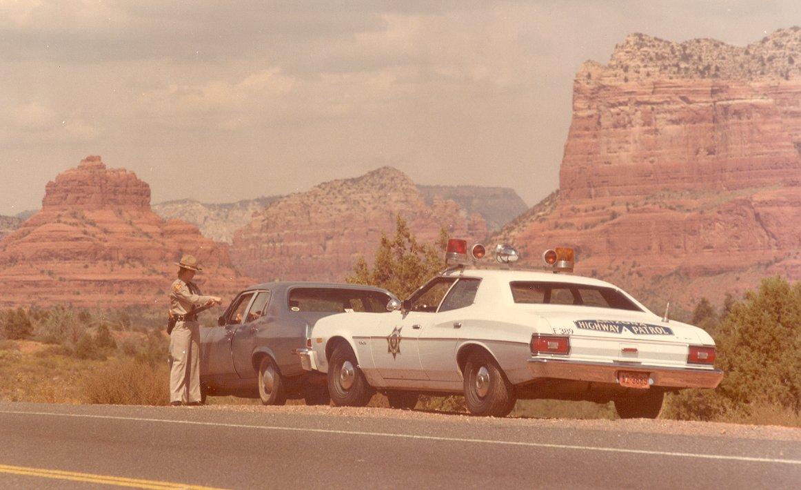 Patrol 1974 Ford Torino