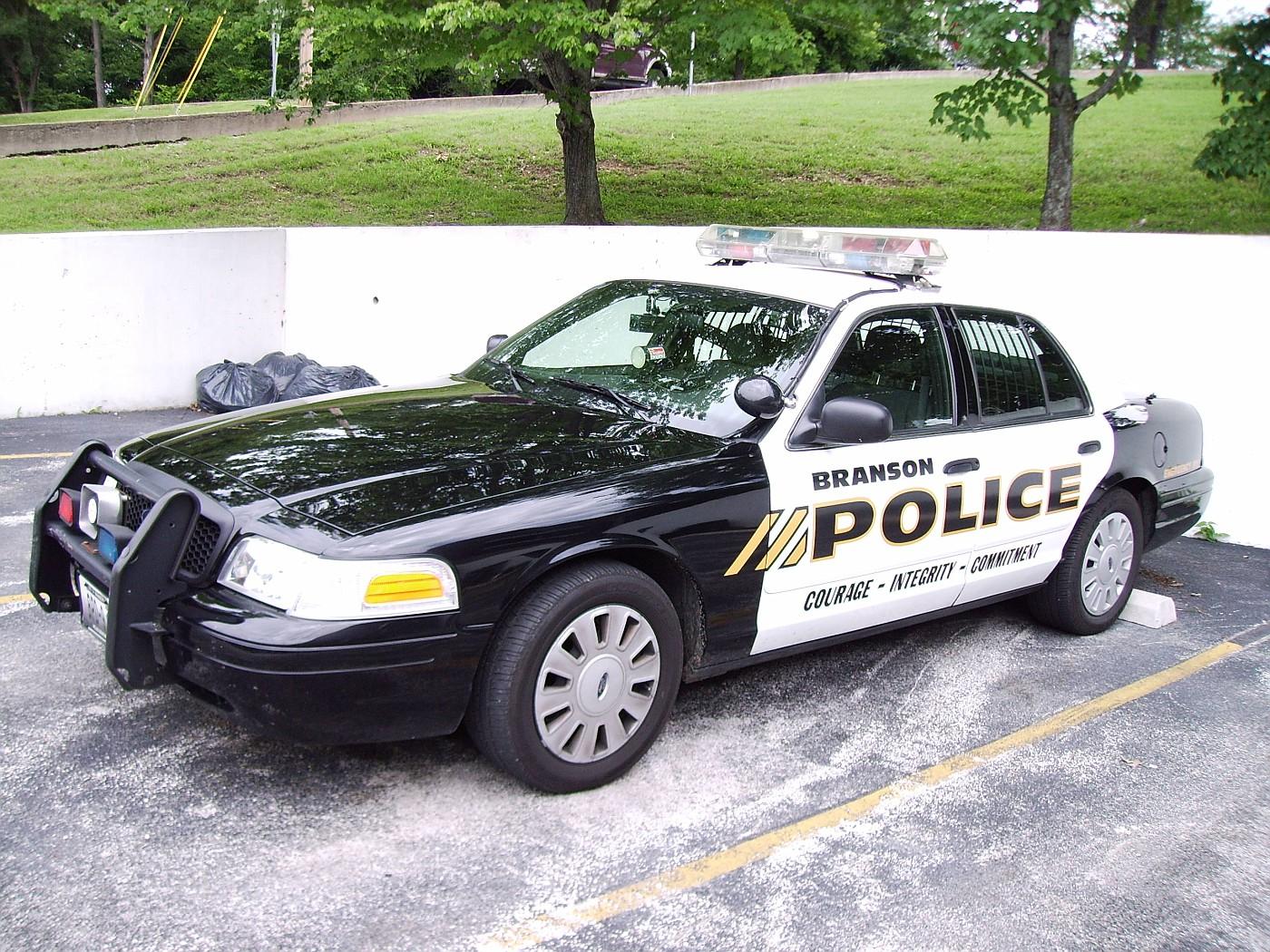 MO - Branson Police