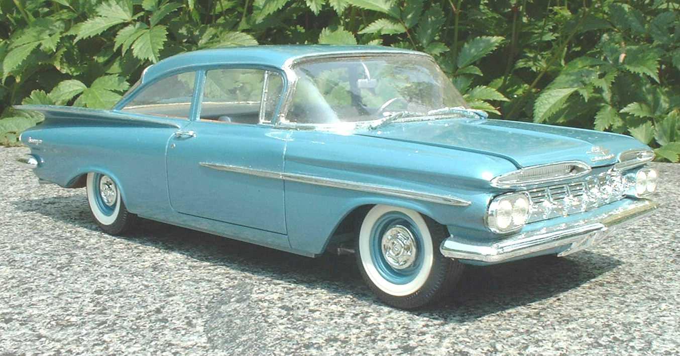 '59 Biscayne 2dr
