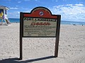 Ft  Lauderdale, Florida Beach