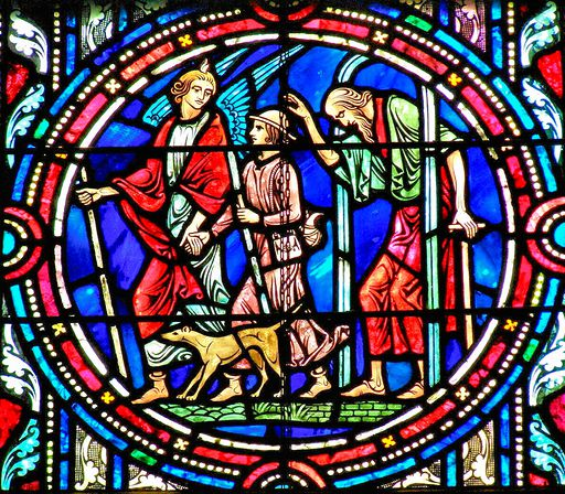 SAINTS PETER AND PAUL CHURCH - STAINED GLASS - 13