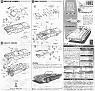 62 FORD Thunderbird AMT  Instruction sheet side 1