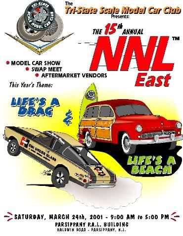 NNL 2001 Artwork