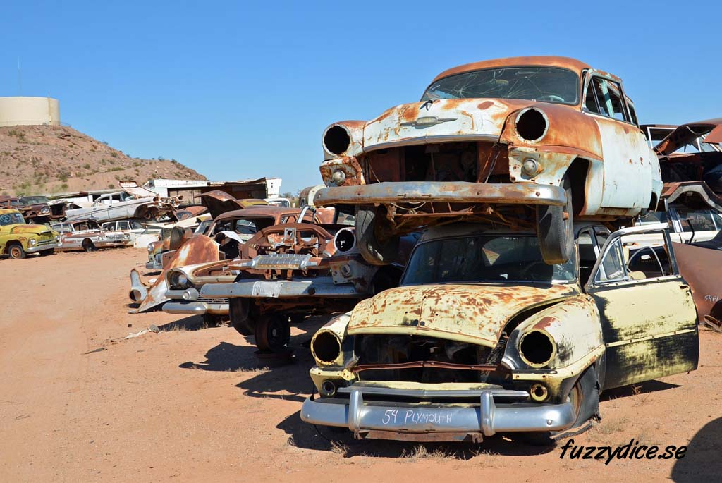 Photo: DVAP, Desert Valley Auto Parts  Casa Grande 22 okt