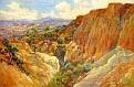 Painted Gorge at Torrey Pines [1919]