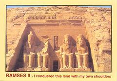 Egypt - ABU SIMBEL