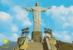 Brazil - RIO DE JANEIRO - CRISTO REDENTOR