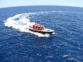 Pilot boat approach
