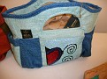 Handbags designed by Phelicia Dell