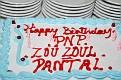 Happy day to PNP, Zouzoul & Pantal.