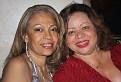 Marjorie et Josiane.