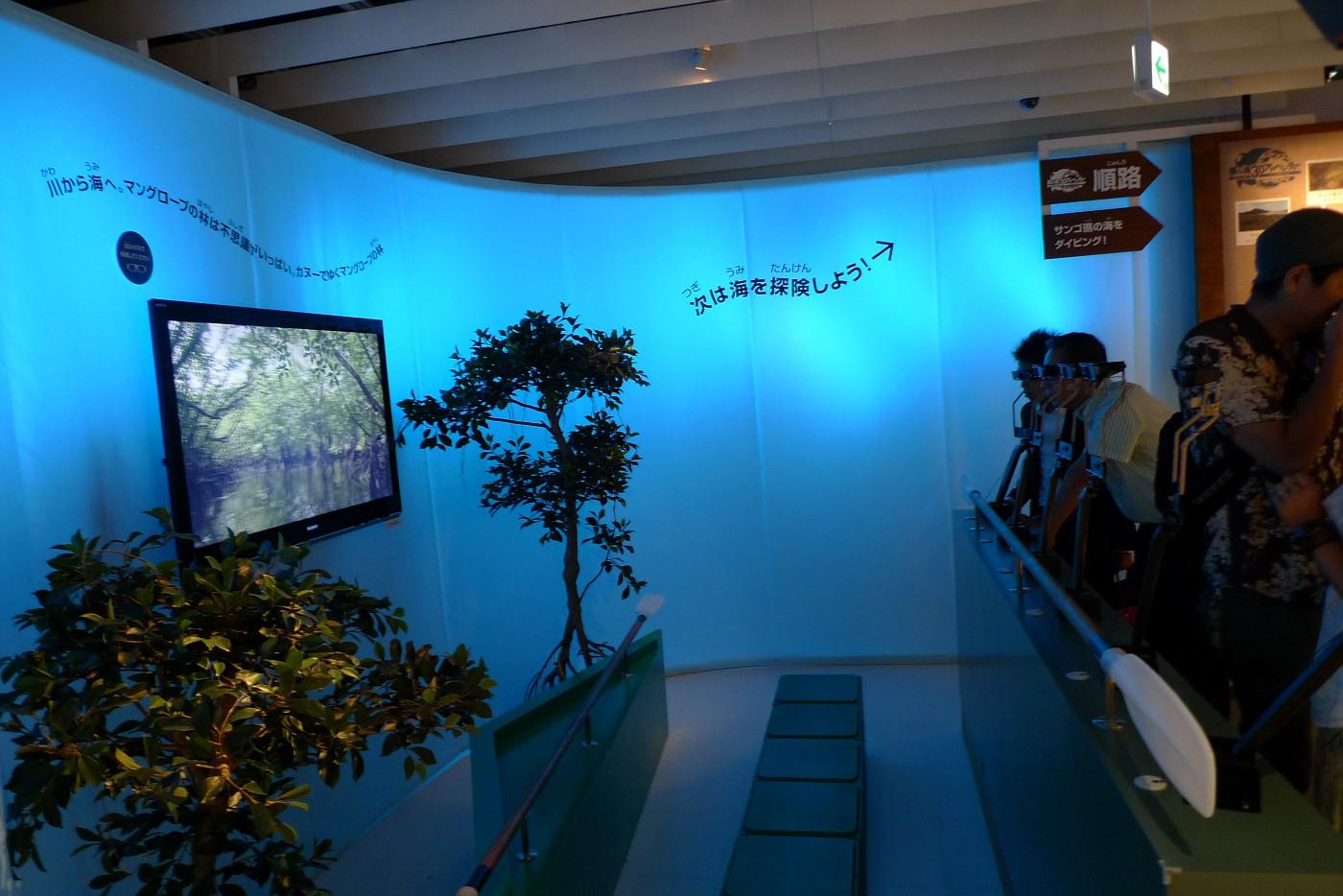 Прогулка с фотоаппаратом по Токийскому Sony Show Room