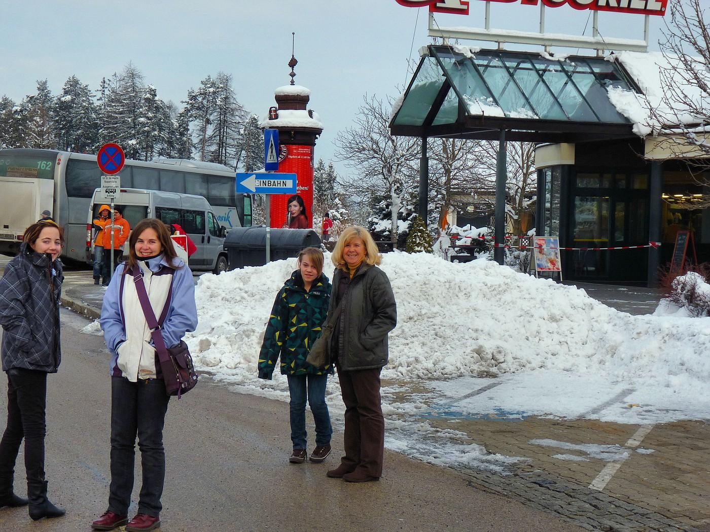 2010 02 13 01 Drive to Ischgl via Italy