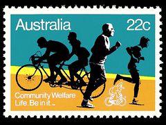 Community Welfare Life. Be in it.