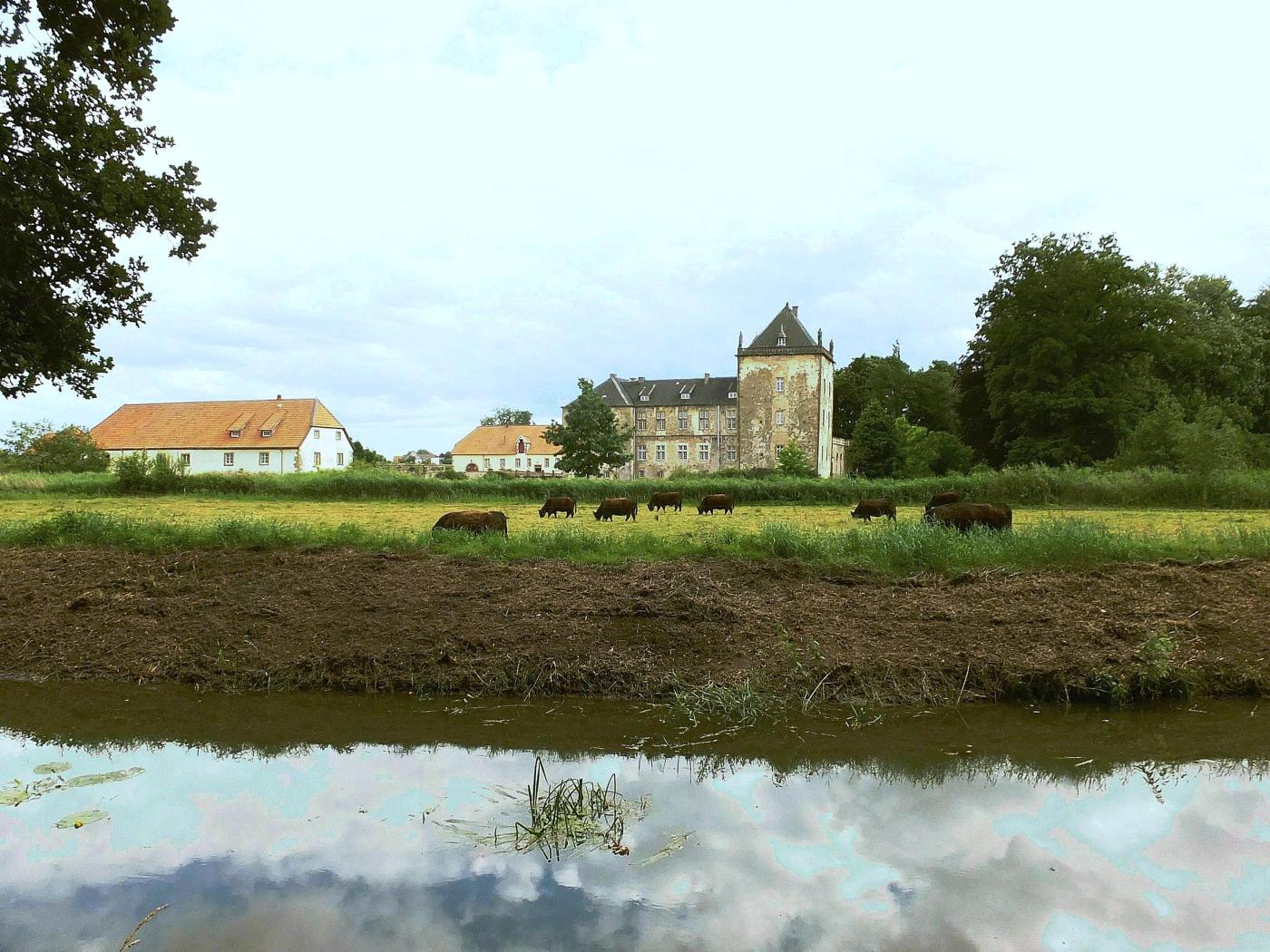 Else und Schloss Gesmold