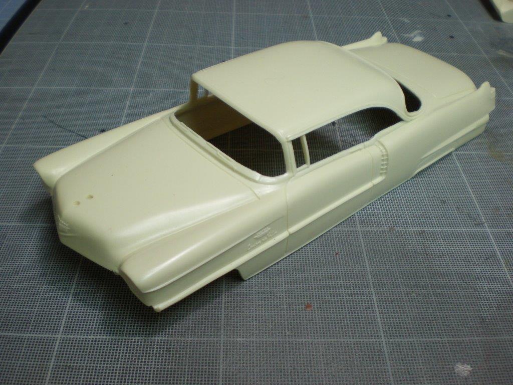 Cadillac 1956 Coupe de ville Photo3-vi