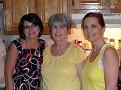 Melinda, Gail, and Amy