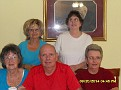 Imogene Vann, Argil Burress, June Sharpe, Joan Cook, Janet Chambers from FB-2