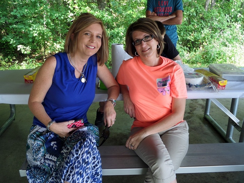 Amy & Melinda