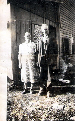 82-Pretty sure it's Abe and Stella Jeffers