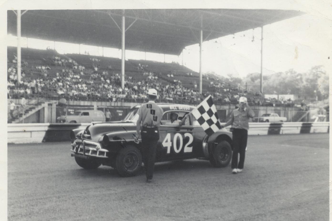 BILL GREGG 1963            49 Chevrolet 6 cly