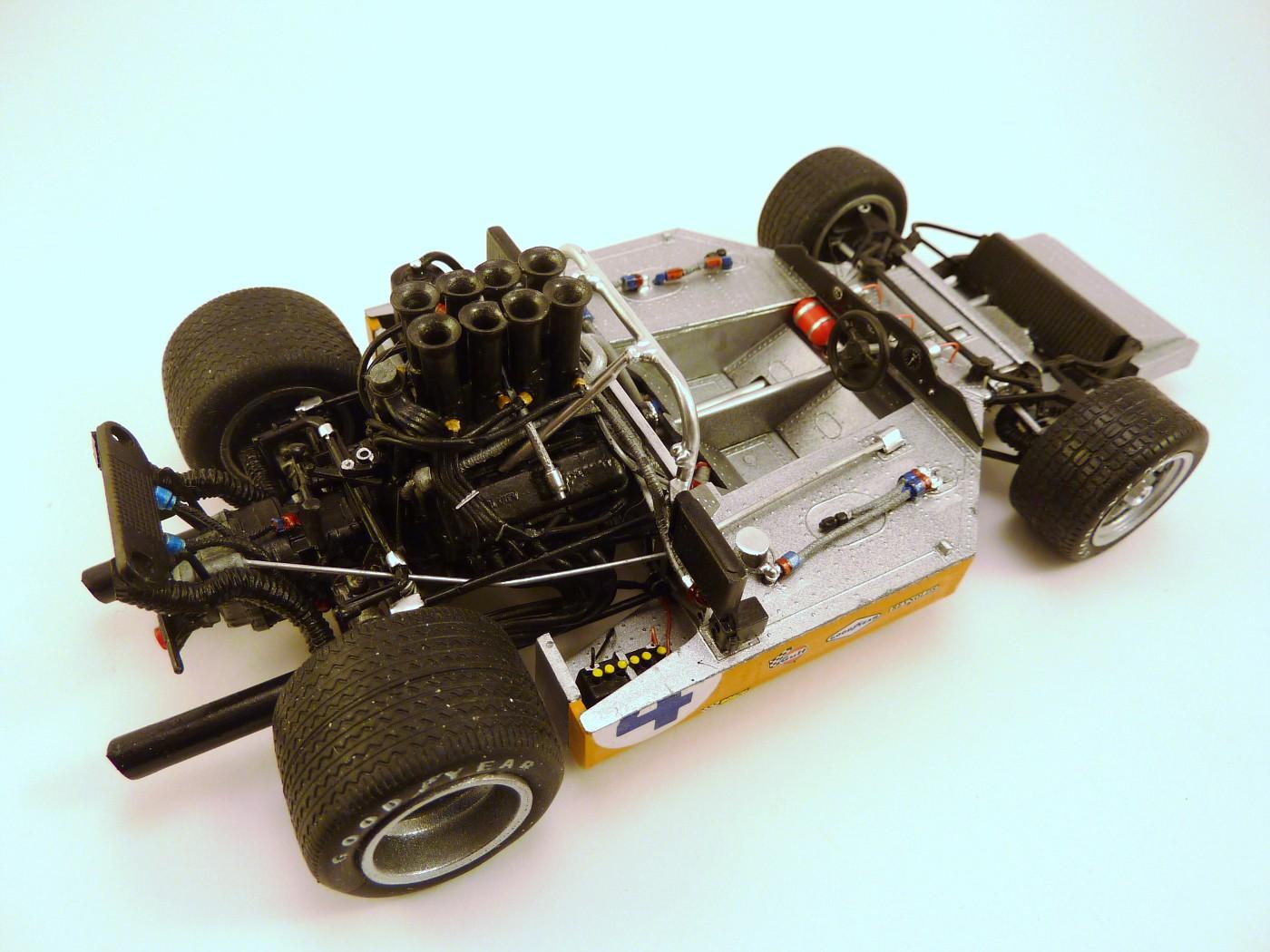 Mc Laren M8 B Can Am 71  Chassis3Mclarenm8b005-vi