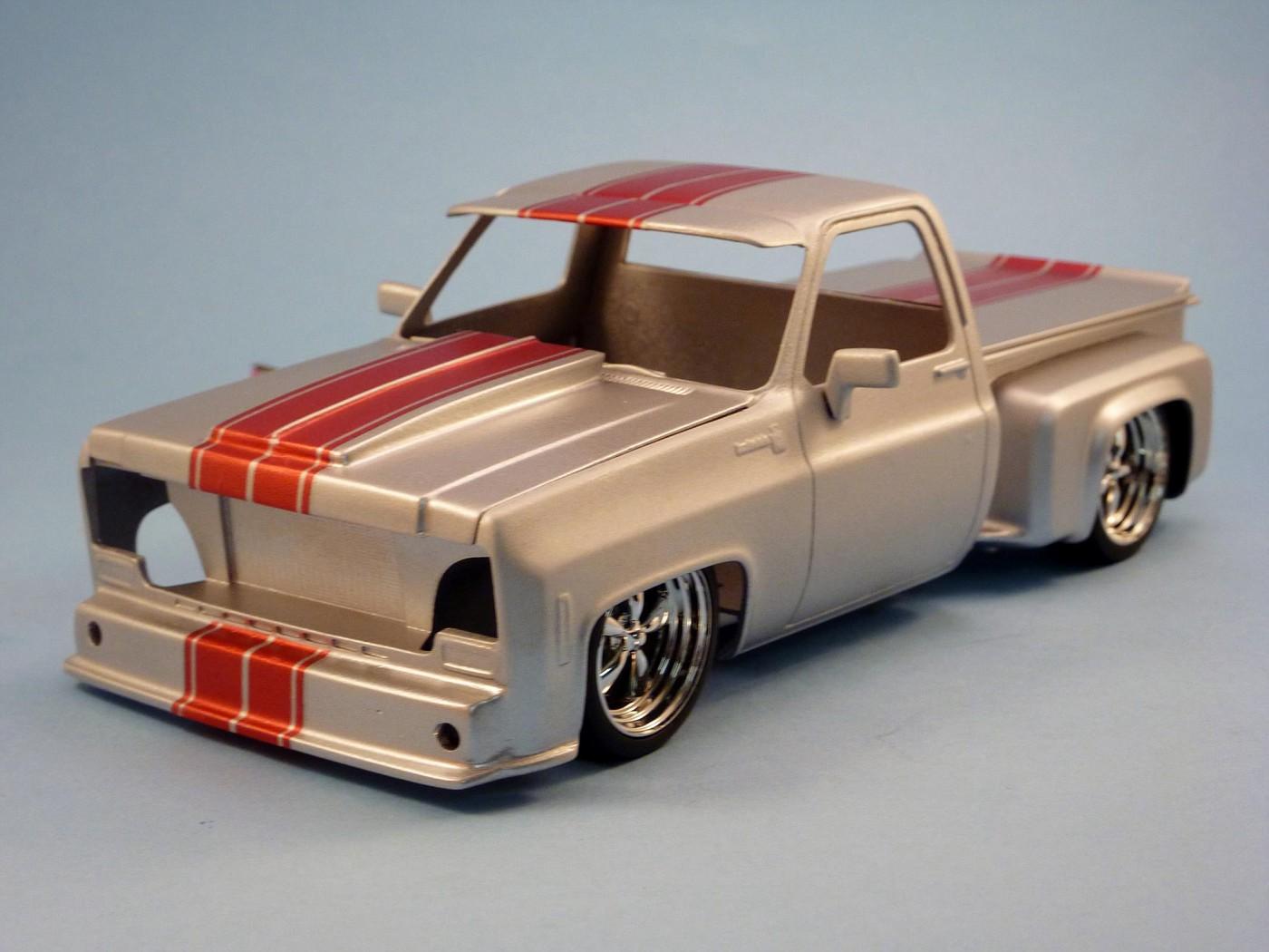Chevrolet C 10 Pickup [Terminé] Photo2-vi