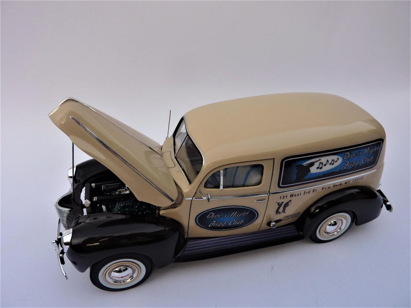 Pontiac Bonneville  70 Pick Up terminée Photo22-vi