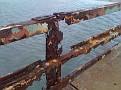 Corson's Inlet Bridge that connects Ocean City to Strathmere, Nj.