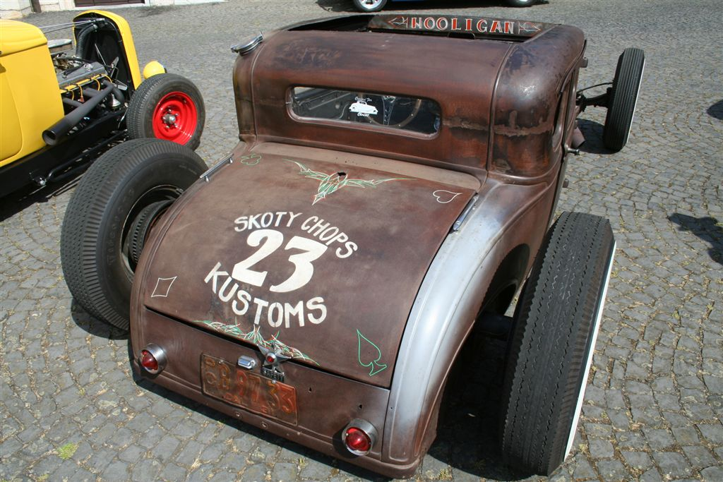 1930 Ford Rat Rod 47