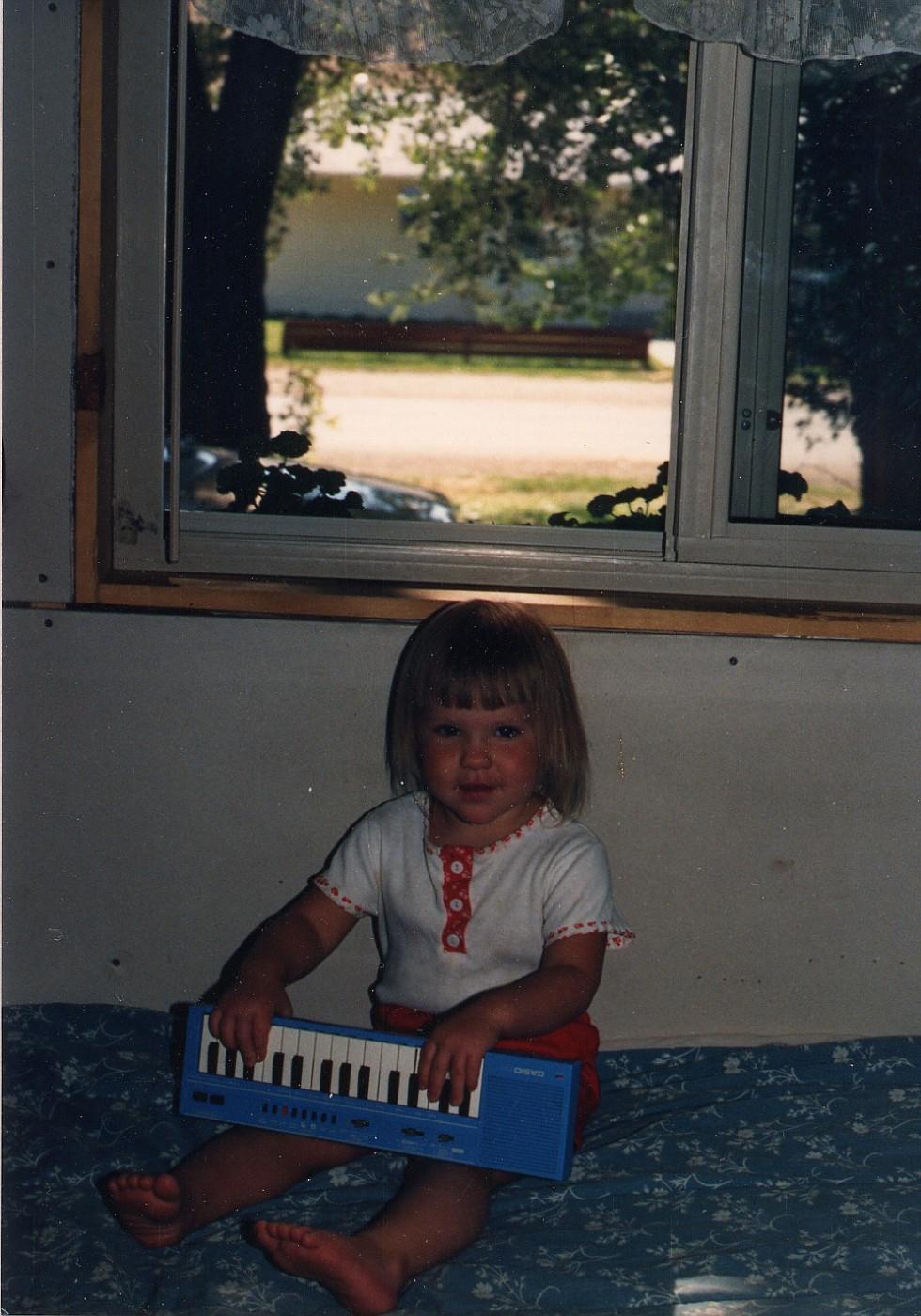 Jenna with an Instrument.jpg
