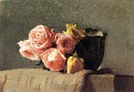 Yellow and Pink Roses [c.1886]