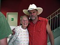 Mom with Fred Eaglesmith