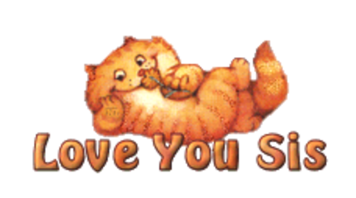 Love You Sis - SpringKitty