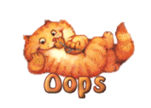 Oops - SpringKitty