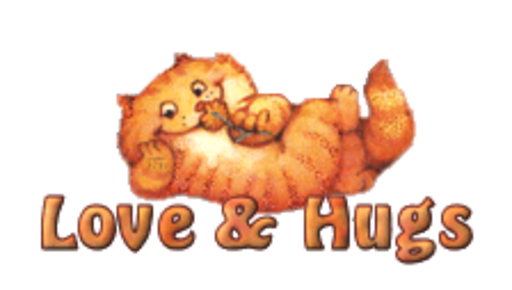 Love & Hugs - SpringKitty