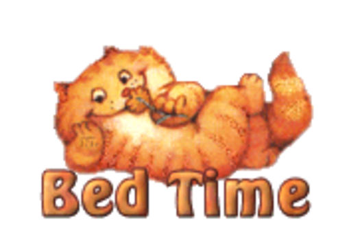 Bed Time - SpringKitty