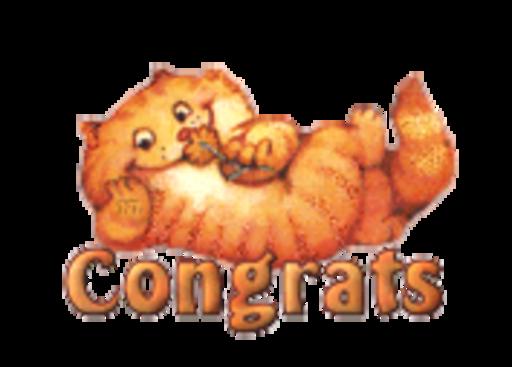 Congrats - SpringKitty