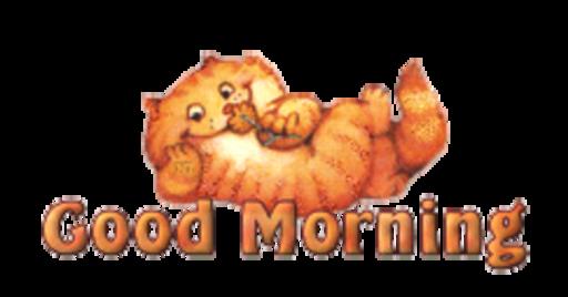 Good Morning - SpringKitty