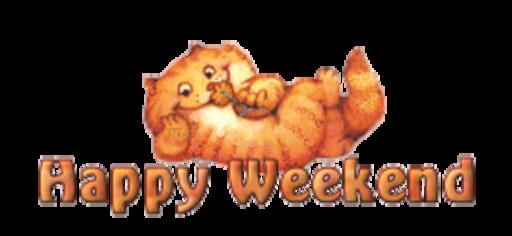 Happy Weekend - SpringKitty
