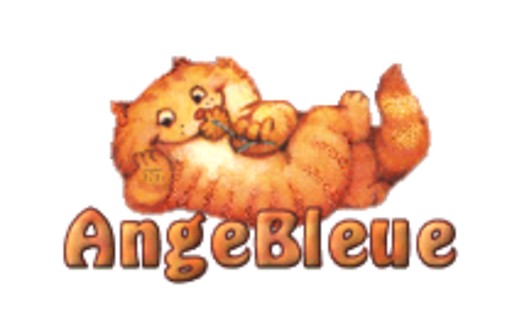 AngeBleue - SpringKitty
