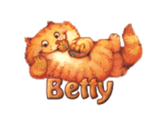 Betty - SpringKitty