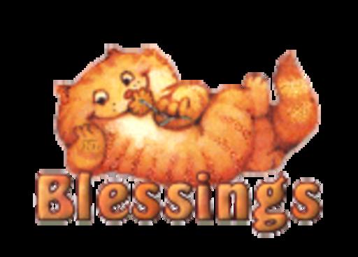 Blessings - SpringKitty